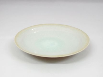 灰釉小皿(鉄)